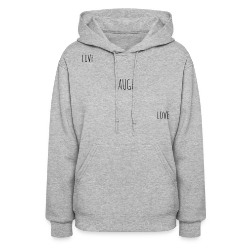 Live Laugh Love - Women's Hoodie