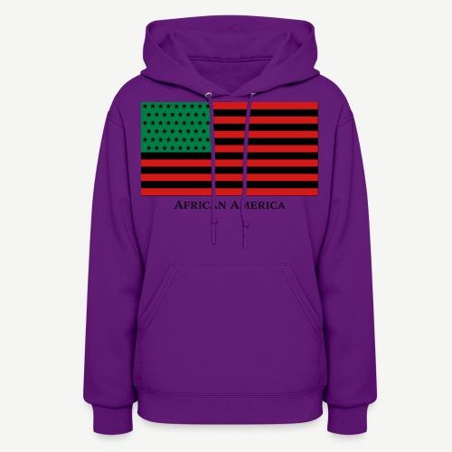African America 2.0 - Women's Hoodie
