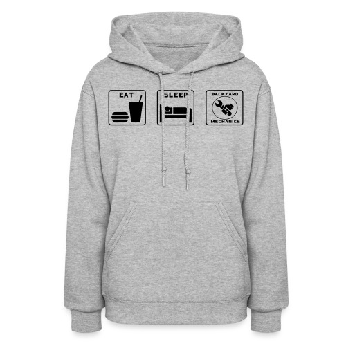Eat Sleep BM NEW - Women's Hoodie