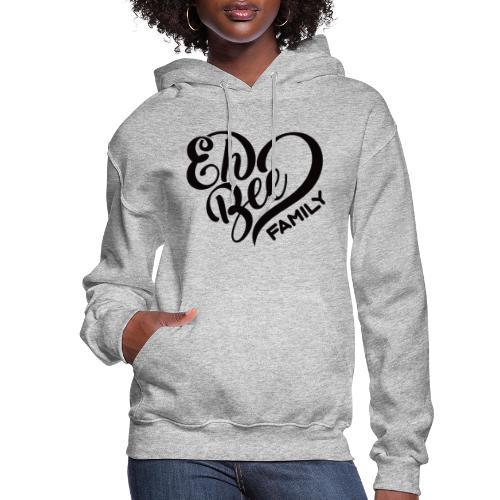 EhBeeBlackLRG - Women's Hoodie