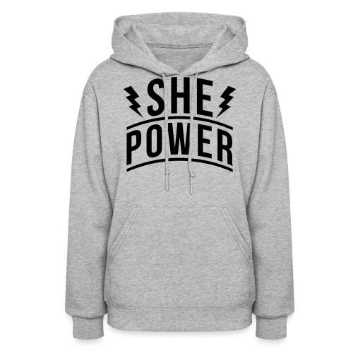 She Power - Women's Hoodie