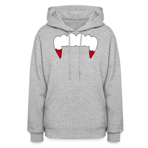 Vampire Fangs - Women's Hoodie