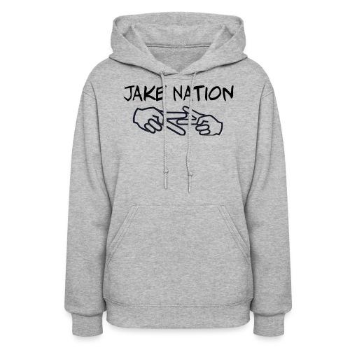 Jake nation phone cases - Women's Hoodie