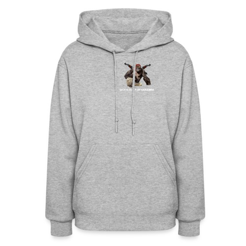 dicks out for harambe - Women's Hoodie