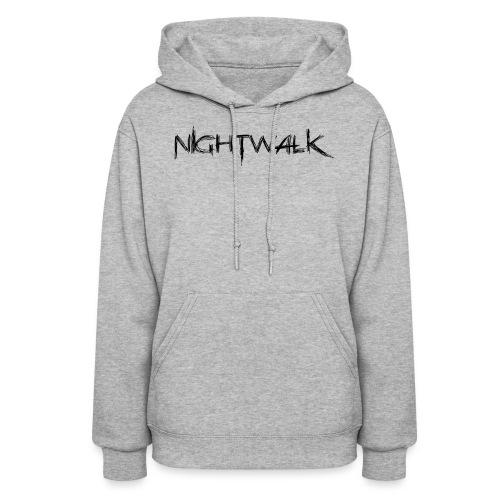 Nightwalk Logo - Women's Hoodie