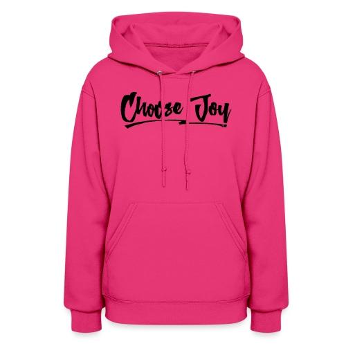 Choose Joy 2 - Women's Hoodie