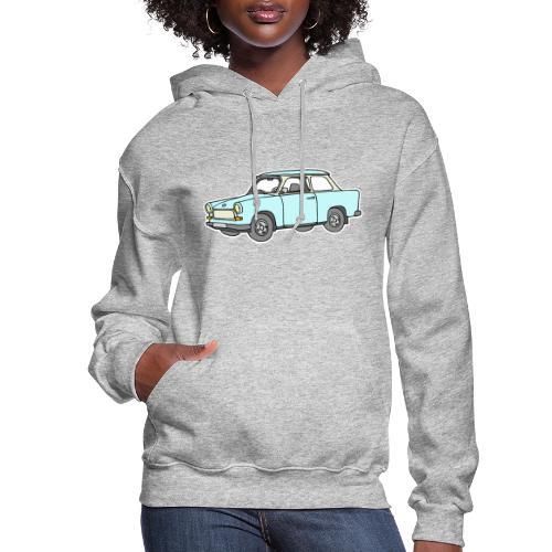 Trabant (lightblue) - Women's Hoodie