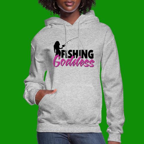 FISHING GODDESS - Women's Hoodie