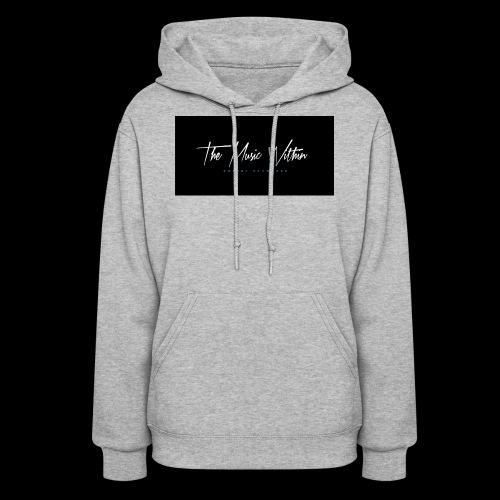the music within mens hoodie - Women's Hoodie
