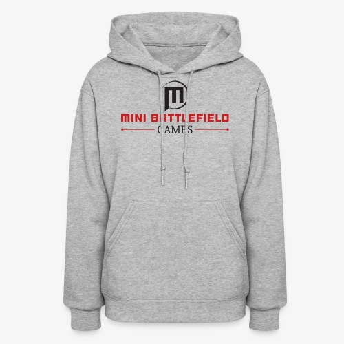 Mini Battlefield Games Logo - Women's Hoodie