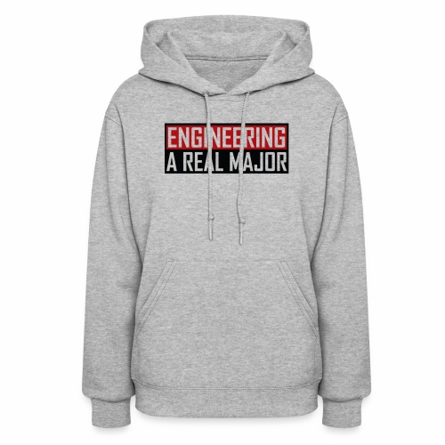 Engineering T-Shirts and Apparel - Women's Hoodie