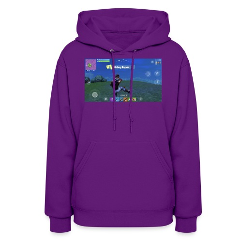 My First Win! - Women's Hoodie