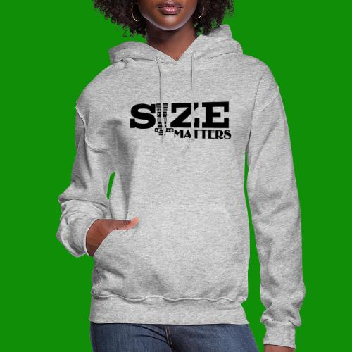 Size Matters Photography - Women's Hoodie