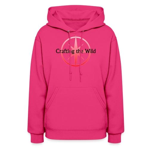 Crafting The Wild - Women's Hoodie