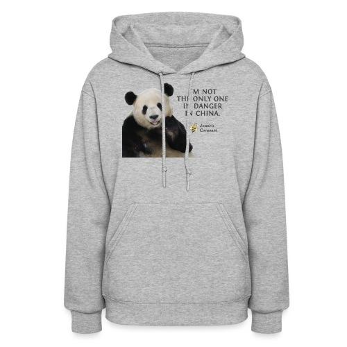 Endangered Pandas - Women's Hoodie