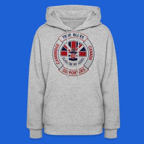 Cambridge Rangers Supporters Merch - Women's Hoodie