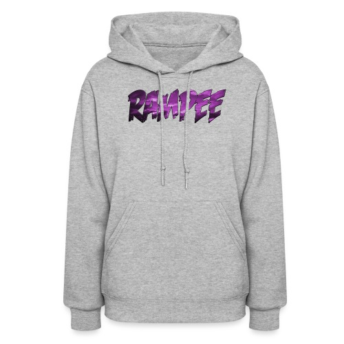 Purple Cloud Rampee - Women's Hoodie