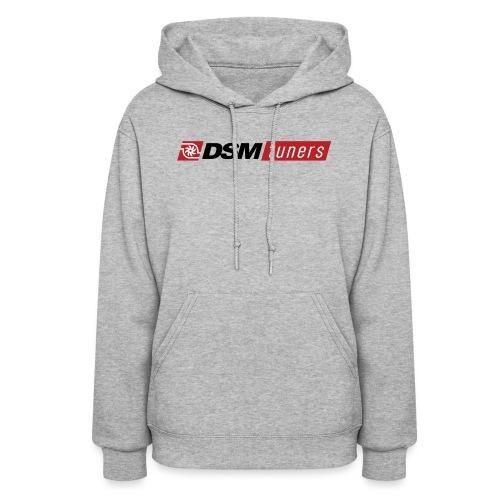 DSMtuners Logo Black Text - Women's Hoodie