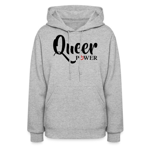 Queer Power T-Shirt 04 - Women's Hoodie