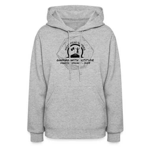 Pikes Peak Gamers Convention 2018 - Clothing - Women's Hoodie