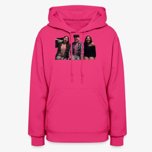 Fido, Cindy, and Tania - Women's Hoodie