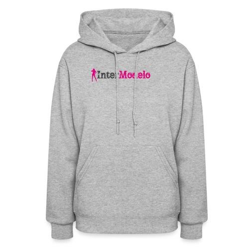 Intermodelo Color Logo - Women's Hoodie
