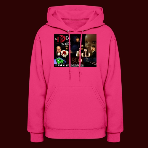 The 13th Doll Cast and Puzzles - Women's Hoodie