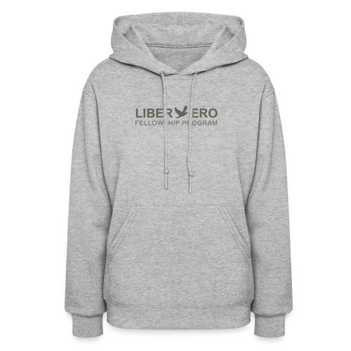 LiberEro logo - Women's Hoodie