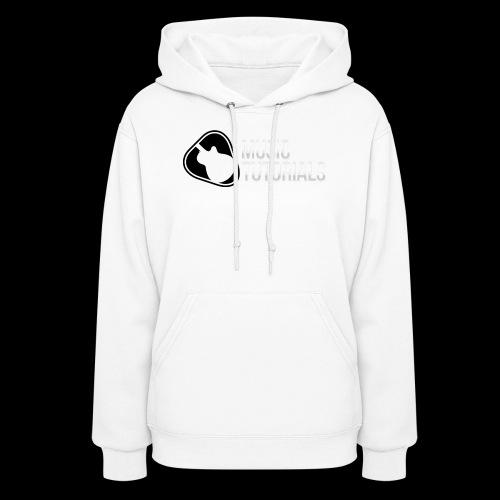 Music Tutorials Logo - Women's Hoodie