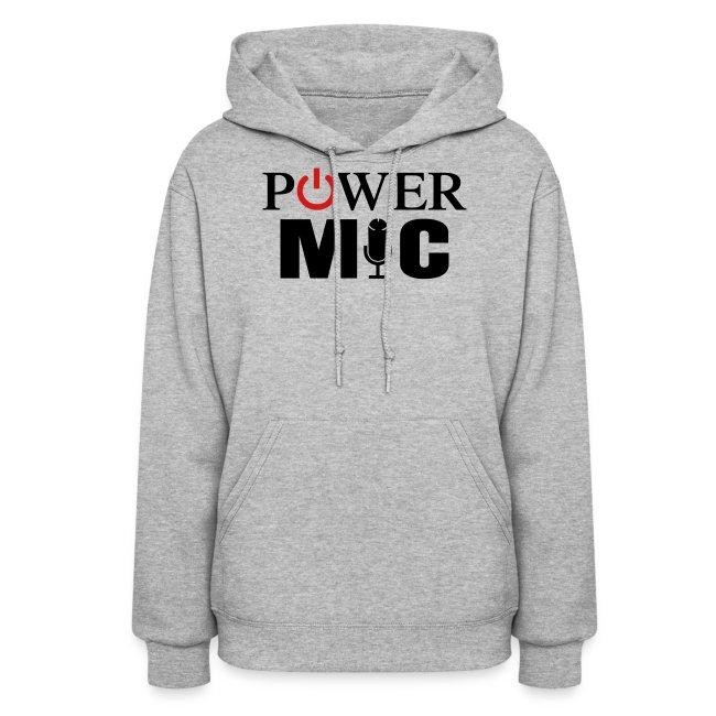 Power Mic T-Shirt