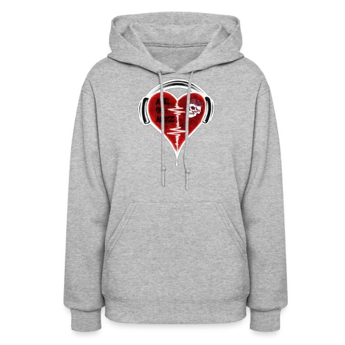 Axelofabyss Music in your heart - Women's Hoodie