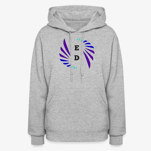 Entertainment Daily Logo - Women's Hoodie