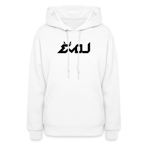 evol logo - Women's Hoodie