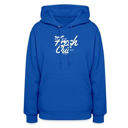Fresh Out Beats Logo 24 - Women's Hoodie
