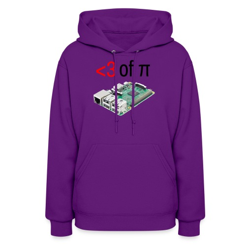 Life of Raspberry Pi 2 - Women's Hoodie