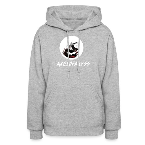 Axelofabyss Red with Nature - Women's Hoodie