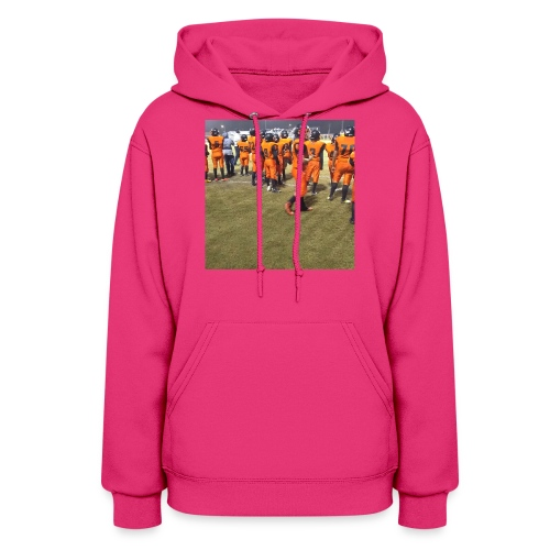 Football team - Women's Hoodie
