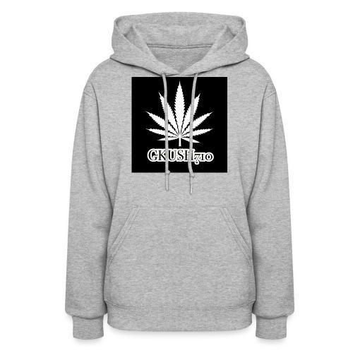 Weed Leaf Gkush710 Hoodies - Women's Hoodie