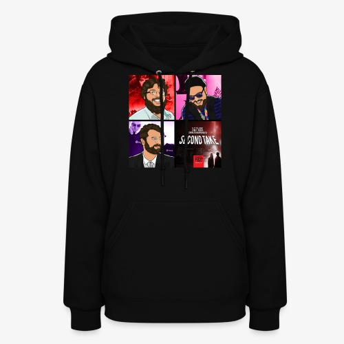 Second Take Cover - Women's Hoodie