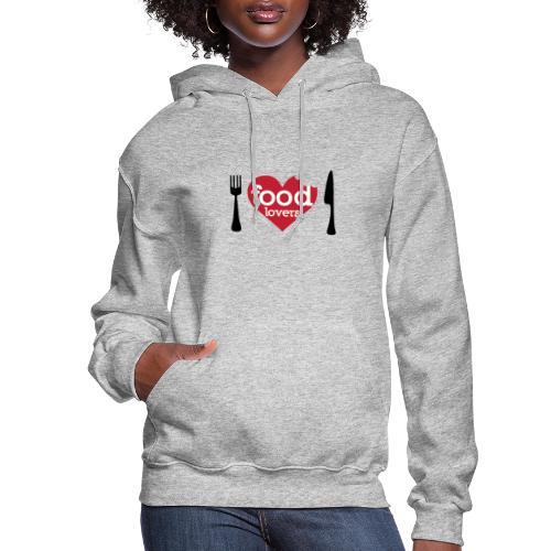 FOOD LOVERS - Women's Hoodie