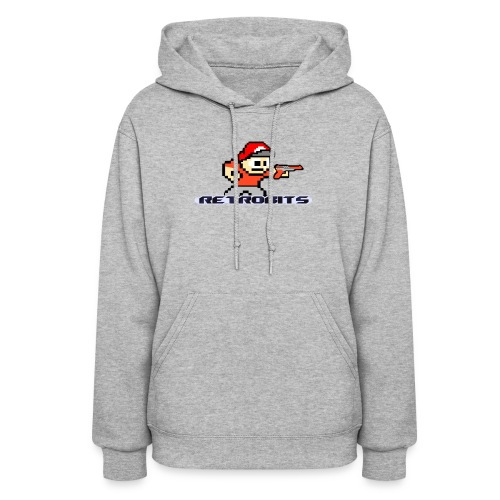 RetroBits Clothing - Women's Hoodie