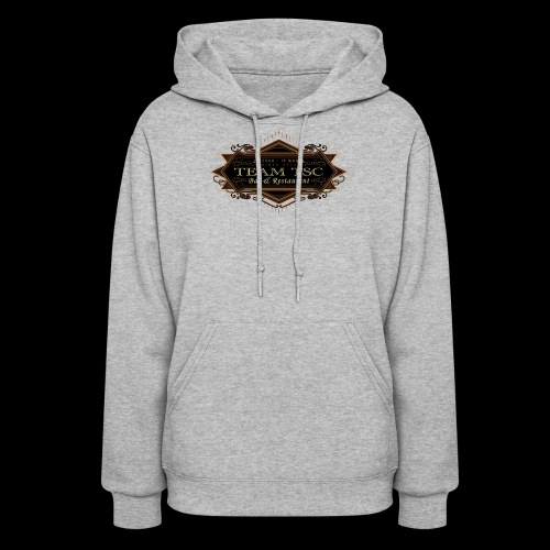 teamTSC badge03 Bar - Women's Hoodie