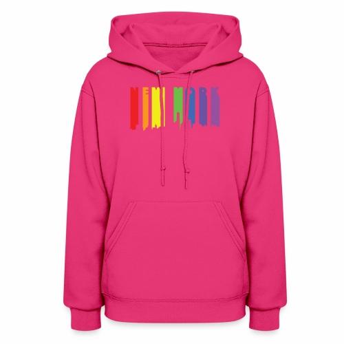 New York design Rainbow - Women's Hoodie