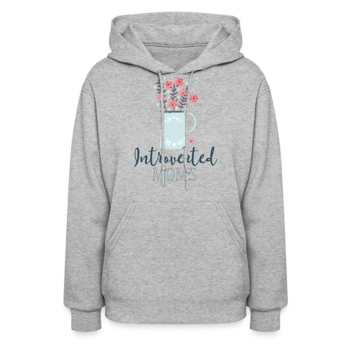 Introverted Moms Logo - Women's Hoodie