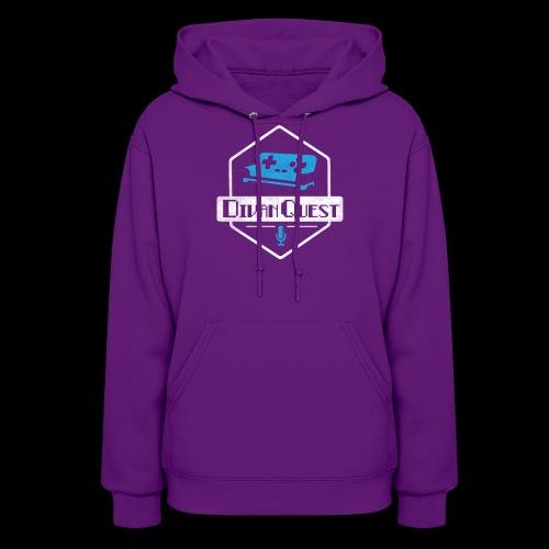 DivanQuest Logo (Badge) - Women's Hoodie