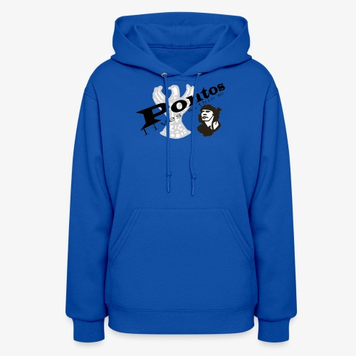 Pontos lives within me. - Women's Hoodie
