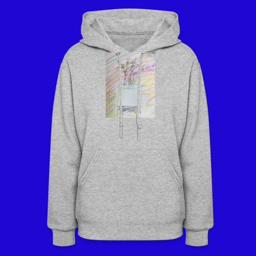 Lazy Artwork - Women's Hoodie