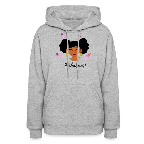 fabulous lipstick - Women's Hoodie