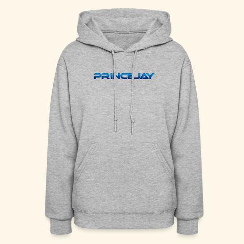PrinceJay Logo - Women's Hoodie