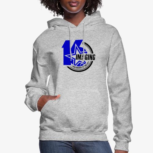 16IMAGING Badge Color - Women's Hoodie